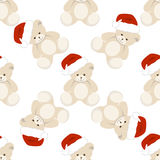 Noël Teddy Bear Photos stock