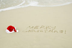 Noël tropical Image stock