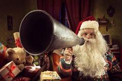 Noël vient ! Images libres de droits