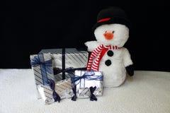 Noël vient ! Image stock