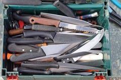 noże zdjęcie royalty free
