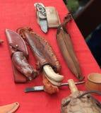 noże obraz stock