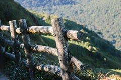 Nożna ścieżka w górze, Obrazy Royalty Free