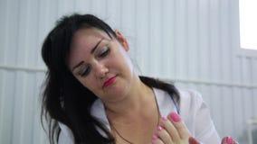 Nożny masaż zbiory