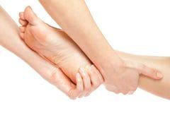nożny masaż Zdjęcie Stock