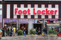 Nożny szafka sklep fotografia royalty free