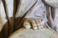 Nożny Watykan, Włochy fotografia stock