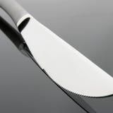 Nożowy szczegół fotografia stock