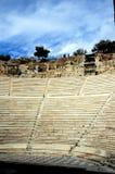 No Acropolis em Atenas Imagens de Stock Royalty Free