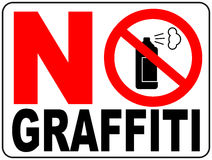 No aerosol spray sign, No alcohol sign vector illustration, red prohibition circle Stock Photo