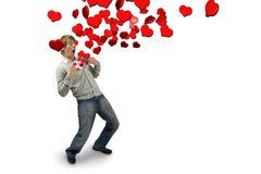No amor Imagem de Stock Royalty Free