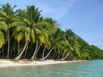 No. andaman de 5 de plage du havelock Ind îles d'île Images libres de droits