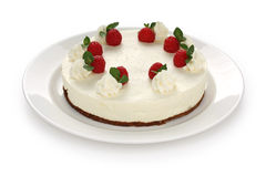 No bake cheesecake Stock Photos