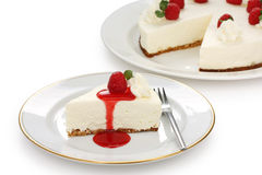 No bake cheesecake Royalty Free Stock Photo