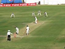 Cricket No-Ball (Cricket Match) Stock Photo