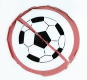 No Ball Games sign Royalty Free Stock Photos