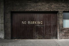 No barking Stock Images