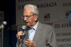 No Bavaglio Day - Carlo Smuragliase Royalty Free Stock Photography