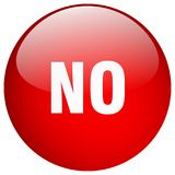 No button. No round button isolated on white background. no vector illustration