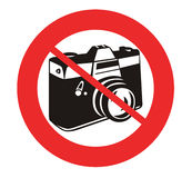 No camera Royalty Free Stock Photos