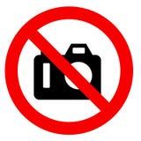 no camera Stock Photography