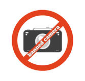 No camera Stock Photo