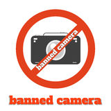 No camera Royalty Free Stock Photography