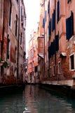 No canal - Veneza Italy Imagem de Stock Royalty Free