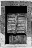 No cantina today. The closed door of one of the first cantinas in san miguel de allende, central mexico Royalty Free Stock Images