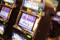 No casino Imagem de Stock Royalty Free