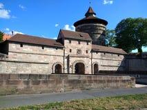 No castelo imagens de stock royalty free