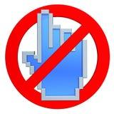 No click Stock Images