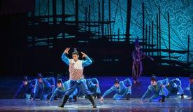 """No comando do sonho do """"The do drama da expedição-dança do  de seda marítimo de Road†Foto de Stock"""