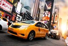 No coração de New York Fotos de Stock