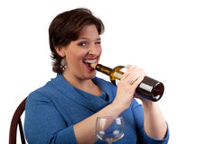 No Corkscrew Stock Photography