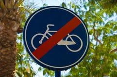 Free No Cycling Stock Image - 4167741