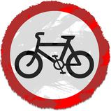 No cycling Stock Images