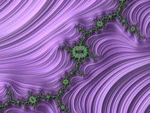 NO1 de fractale Image stock