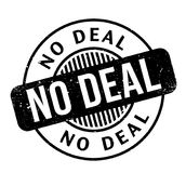 No Deal rubber stamp Royalty Free Stock Image