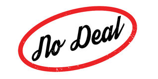 No Deal rubber stamp Royalty Free Stock Photos