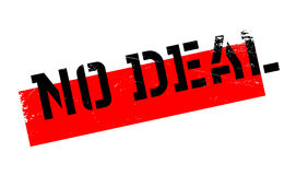 No Deal rubber stamp Stock Images