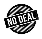 No Deal rubber stamp Royalty Free Stock Images