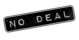 No Deal rubber stamp Royalty Free Stock Photo