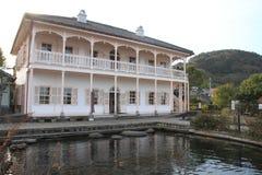 No.2 dock house in Glover garden, Nagasaki Stock Photography