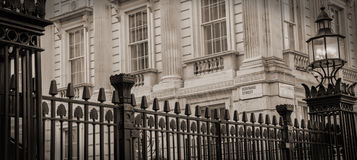No 10 Downing Street Stock Photo