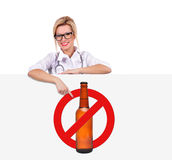 No drink  symbol Stock Photos