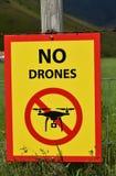 No drones Stock Photo