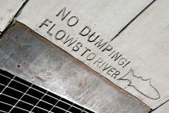 Free No Dumping Stock Photo - 4057520