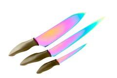 Noże Fotografia Royalty Free