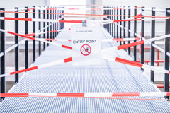 Free No Entry Sign Royalty Free Stock Image - 85277136